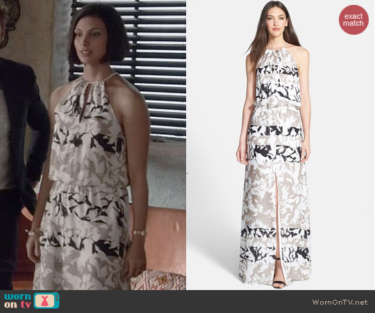 Parker Madera Dress worn by Morena Baccarin on The Mentalist