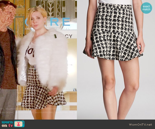 Parker McKenna Skirt worn by Chanel #5 on Scream Queens