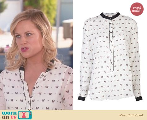 worn by Leslie Knope (Amy Poehler) on Parks & Recreation
