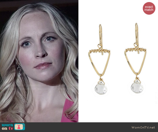 worn by Caroline Forbes (Candice Accola) on The Vampire Diaries