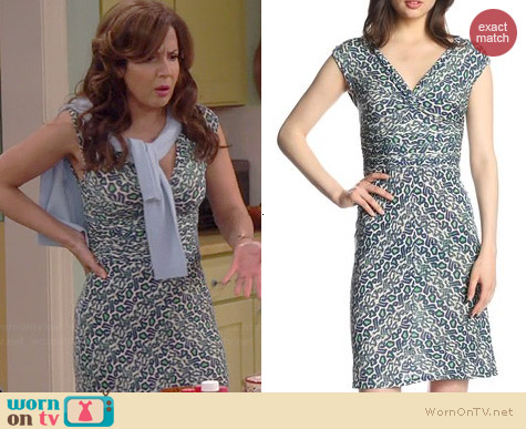Plenty by Tracy Reese Brooke Dress worn by Maria Canals-Barrera on Cristela