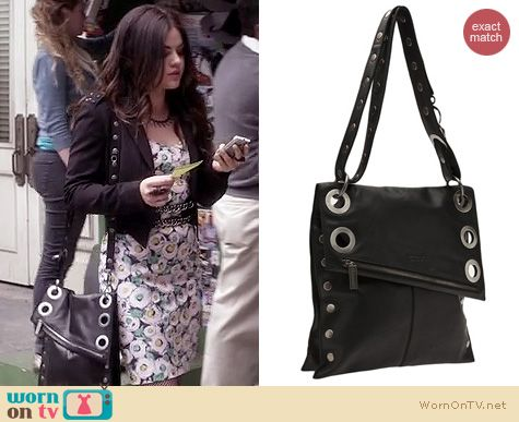 PLL Bags: Hammit Foldover bag worn by Lucy Hale