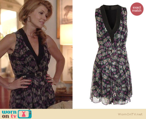 Proenza Schouler Dress worn by Connie Britton on Nashville