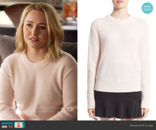 Rag & Bone Alexis Sweater worn by Hayden Panettiere on Nashville