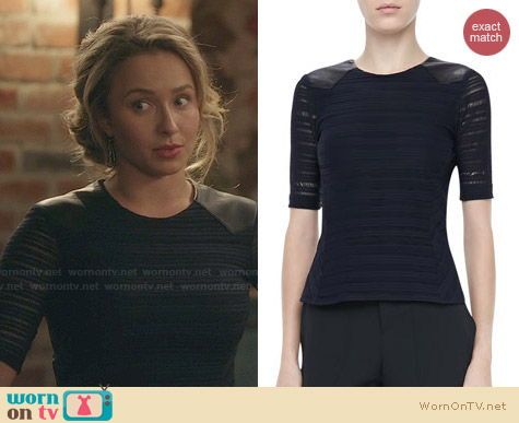 Rag & Bone Basha Top worn by Hayden Panettiere on Nashville
