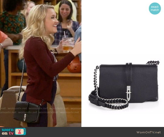 Rag & Bone Enfield Crossbody Bag worn by Gabi Diamond on Young & Hungry