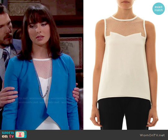 worn by Ivy Forrester on The Bold & the Beautiful