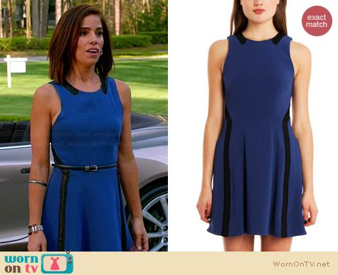 Rag & Bone Renard Dress worn by Ana Ortiz on Devious Maids