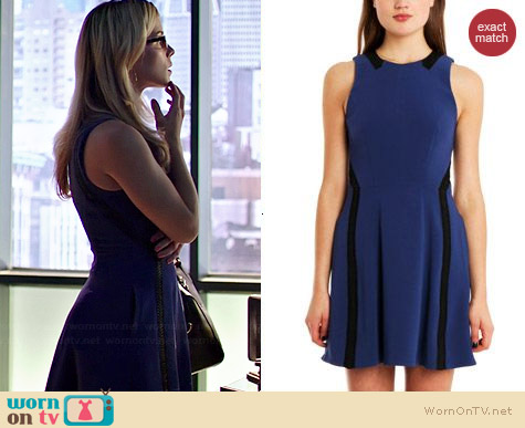 Rag & Bone Renard Dress worn by Emily Bett Rickards on Arrow