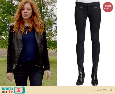 Rag & Bone Ridley Jeans worn by Rachelle Lefevre on Under the Dome
