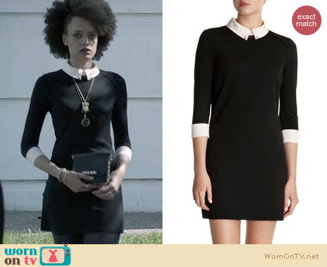 Fashion of Ravenswood: Ted Baker Katt Dress worn by Britne Oldford