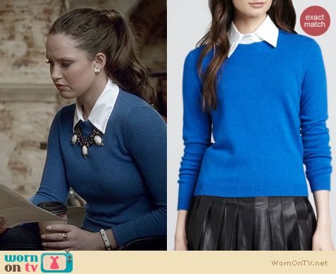 Ravenswood Style: Alice + Olivia Roney Sweater worn by Merritt Patterson