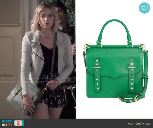 Rebecca Minkoff Brett Brief Bag worn by Hanna Marin on PLL