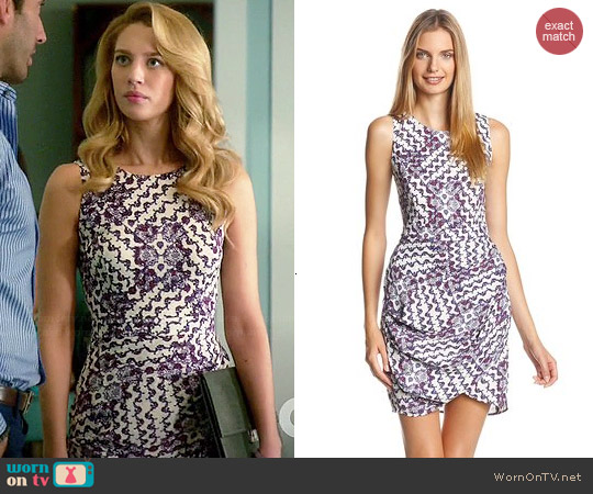 Rebecca Minkoff Colman Dress worn by Yael Grobglas on Jane the Virgin