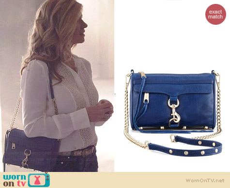 Rebecca Minkoff MAC Crossbody Bag worn by Connie Britton on Nashville