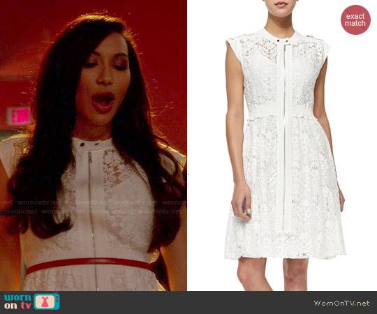 worn by Santana Lopez (Naya Rivera) on Glee