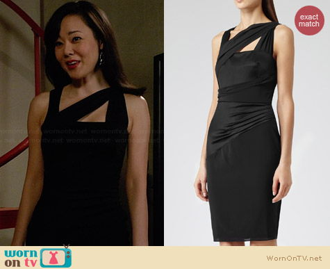 Reiss Hermoine Dress worn by Yunjin Kim on Mistresses