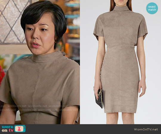 Reiss Margeaux Dress worn by Yunjin Kim on Mistresses