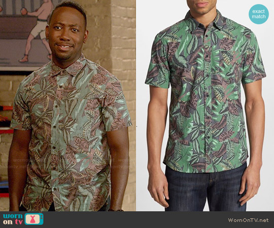 worn by Winston Bishop (Lamorne Morris) on New Girl