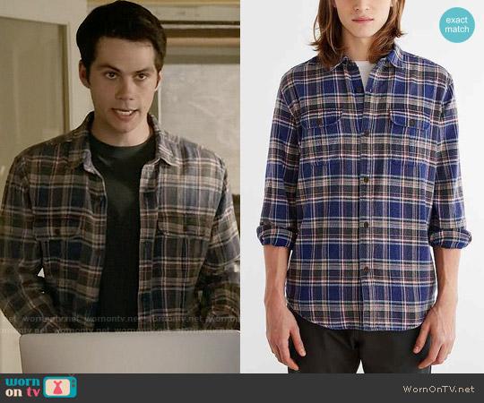 worn by Stiles Stilinski (Dylan O'Brien) on Teen Wolf