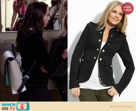 Sanctuary Admiral Jacket worn by Troian Bellisario on PLL