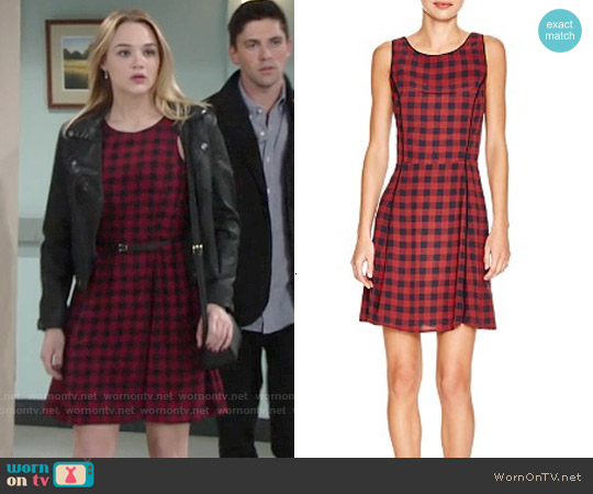 Sanctuary Charmer Dress worn by Hunter King on The Young & the Restless