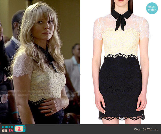 Sandro Rozen Dress worn by Kaitlin Doubleday on Empire