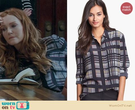 worn by Abby Whelan (Darby Stanchfield) on Scandal