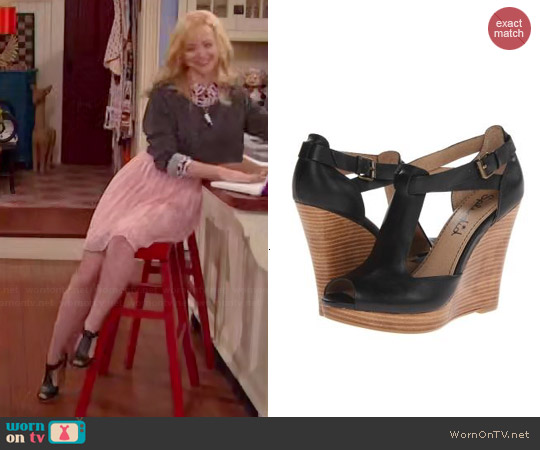 Splendid Backbay Wedges worn by Dove Cameron on Liv & Maddie
