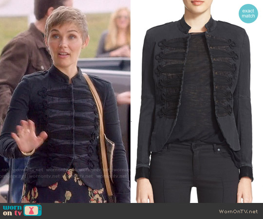 Superfine Jimi Jacket worn by Clare Bowen on Nashville