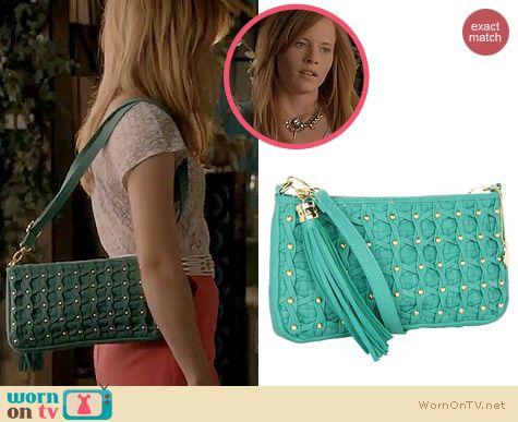 Switched at Birth Fashion: Big Buddha Hazel bag worn by Katie Leclerc