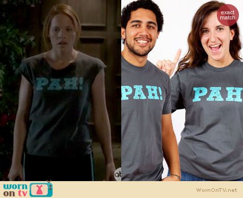 Switched at Birth Fashion: Mara PAH shirt worn by Katie Leclerc