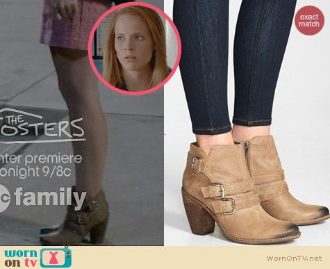 Switched at Birth Shoes: Dolce Vita Colten Bootie worn by Katie Leclerc