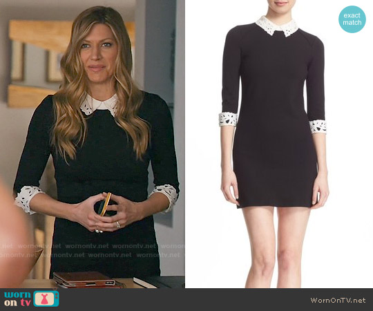 Ted Baker Currie Dress worn by Jes Macallan on Mistresses
