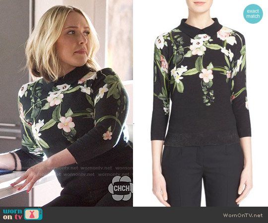 Ted Baker Nellia Pullover worn by Hayden Panettiere on Nashville