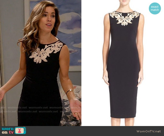 Ted Baker Tammara Dress worn by Ana Ortiz on Devious Maids