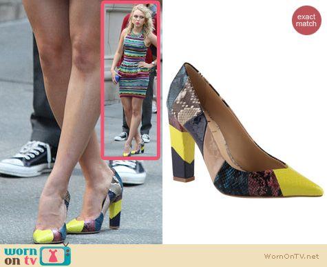 The Carrie Diaries Shoes: Aldo Pravda heels worn by AnnaSophia Robb