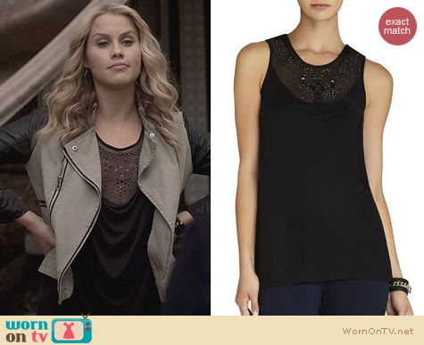 The Originals Fashion: BCBGMAXAZRIA Jeslyn Top worn by Claire Holt