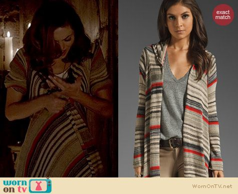 The Originals Fashion: Goddis Linsey Sweater worn by Phoebe Tonkin