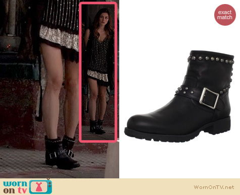 The Originals Fashion: Kelsi Dagger Max Ankle Boots worn by Phoebe Tonkin