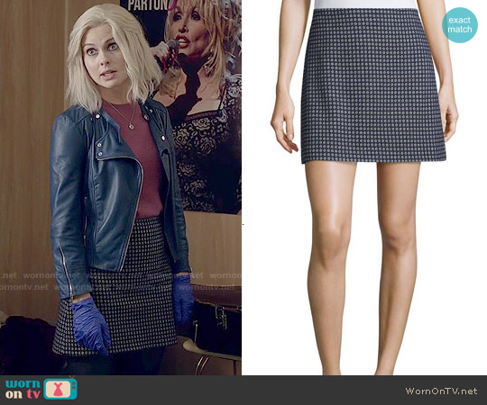 Theory Kerash Skirt worn by Rose McIver on iZombie