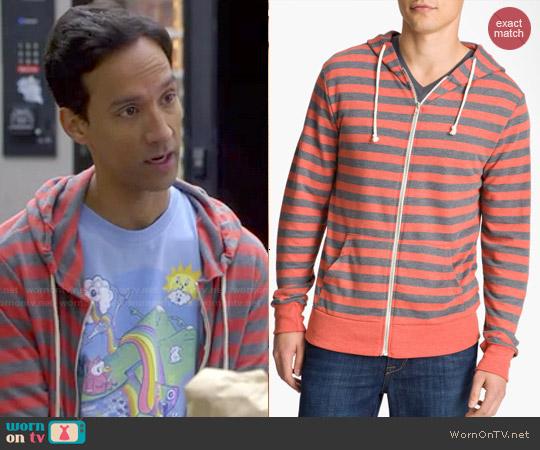worn by Abed Nadir (Danny Pudi) on Community