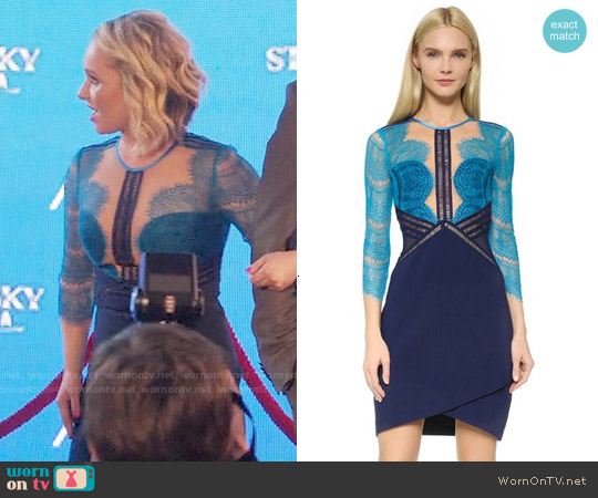 Three Floor Topspin Dress worn by Hayden Panettiere on Nashville