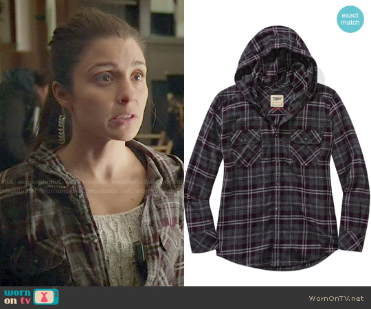 TNA Brewster Blouse worn by Shiri Appleby on UnReal