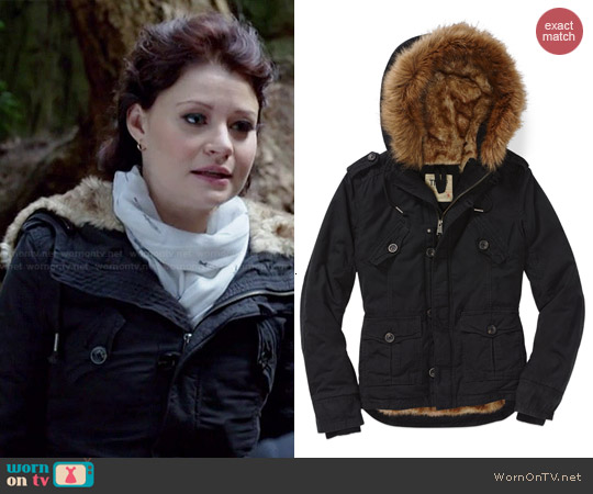 TNA Platoon Jacket worn by Emilie de Ravin on OUAT