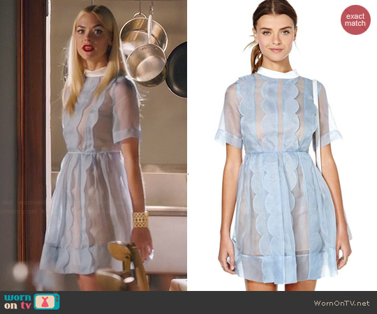 TBA (To Be Adored) Saara Dress worn by Jaime King on Hart of Dixie