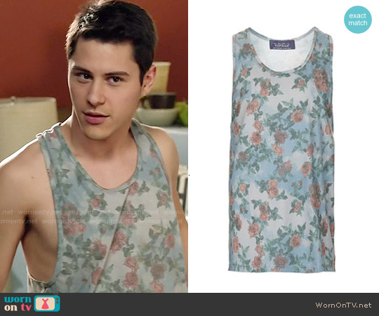 worn by Shane (Michael Willett) on Faking It