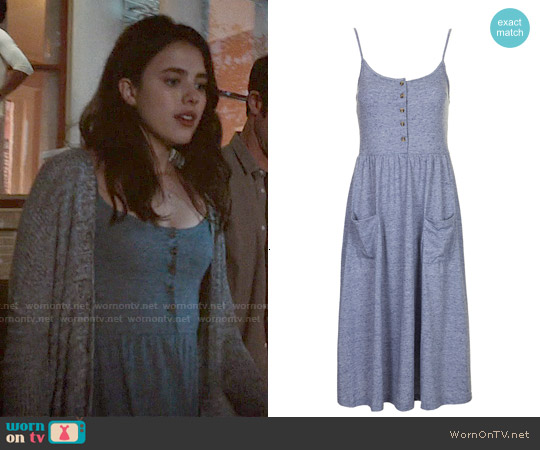 worn by Jill Garvey (Margaret Qualley) on The Leftovers