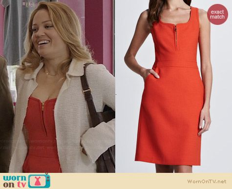 Tory Burch Zachary Dress worn by Erika Christensen on Parenthood
