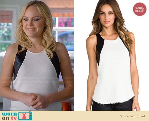 Townsen Storm Thermal Tank worn by Malin Akerman on Trohpy Wife